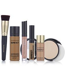 Bareminerals 6 Piece Bareskin Gorgeous Glow Make-up Collection