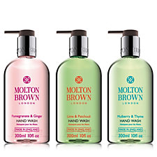 213188 - Molton Brown 3 Piece Hand Wash Collection