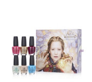 OPI 6 Piece Alice Through the Looking Glass Nail Collection