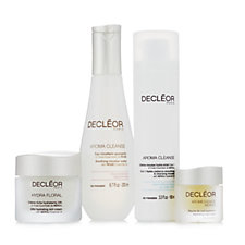 Decleor 4 Piece Cleansing & Night Essentials Collection