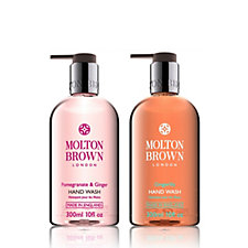 Molton Brown 2 Piece Pomegranate & Ginger Hand Wash Collection