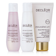 Decleor 3 Piece Cleanse & Contour Collection