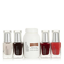 Leighton Denny 5 Piece Presenter Picks Nailcare Collection