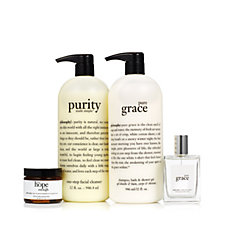 Philosophy 4 Piece Pure Hydration Collection