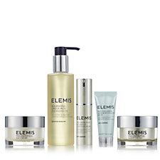 Elemis 5 Piece Cleanse, Define & Contour Skincare Collection