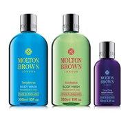 Molton Brown 3 Piece Body Wash Collection
