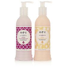 OPI 2 Piece Avojuice Spring Jasmine & Mango Collection