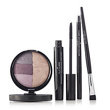Laura Geller 4 Piece Amethyst Eyes Collection