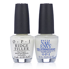 OPI 2 Piece No More Ridges & Matte Nail Envy