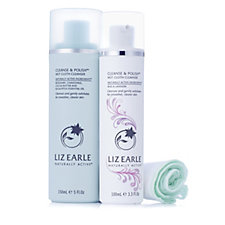 Liz Earle Cleanse & Polish Original 150ml & Rose & Lavender 100ml
