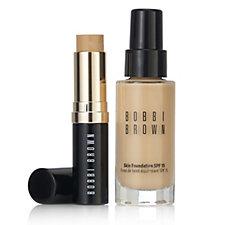 Bobbi Brown Skin Foundation Stick & Skin Liquid Foundation