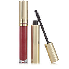 209391 - Joan Collins 2 Piece Glamour Essentials Mascara & Gloss Collection