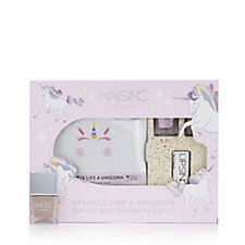 Nails Inc 5 Piece Sparkle Like A Unicorn Gift Set