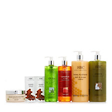 SBC 5 Piece Comforting Gel Collection