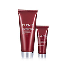 Elemis Jasmine & Rose Hand Cream Home & Away Duo