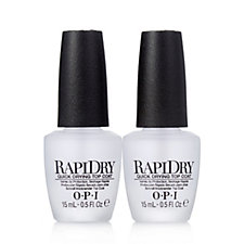 OPI Rapidry Top Coat Duo