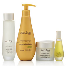 Decleor 4 Piece Moisture Infusion Skincare Collection