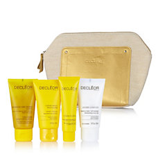 Decleor 4 Piece Travel Essentials & Bag