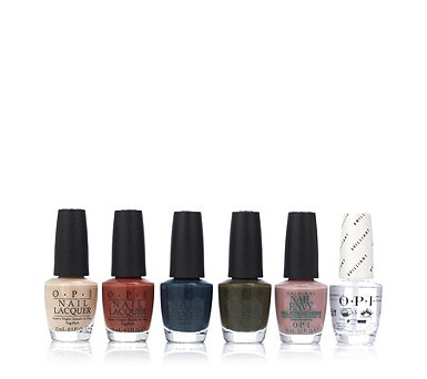 OPI 6 Piece Washington Nailcare Collection - 218893