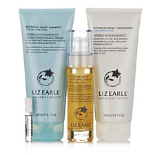 Liz Earle Botanical Shine Haircare Trio
