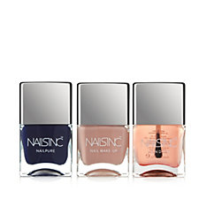 Nails Inc 3 Piece Winter Colour Collection