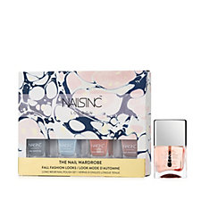 Nails Inc 5 Piece Nail Wardrobe Collection