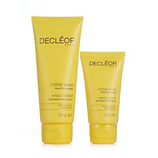 Decleor Hand Cream Home & Away Duo