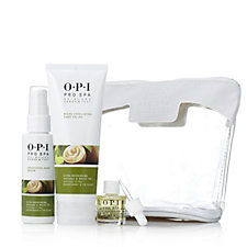 OPI 3 Piece ProSpa Nailcare Collection with Bag