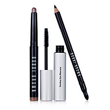 Bobbi Brown 3 Piece Party Eyes Cosmetics Collection