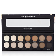 bareMinerals The Nature of Nudes Eyeshadow Palette