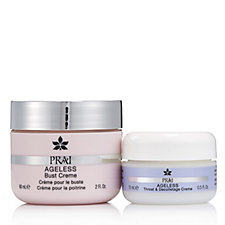 Prai Ageless Bust Creme & Ageless Throat & Decolletage Creme