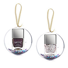 Nails Inc 2 Piece Christmas Bauble Collection