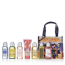 L'Occitane 7 Piece A Week In The Life Of L'Occitane Collection