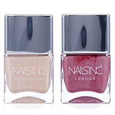 Nails Inc 2 Piece The Perfect Match