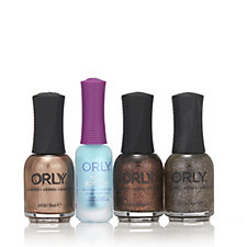 Orly 4 Piece Shimmer & Shine Collection