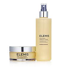 227397 - Elemis Cleansing Balm & Toner Duo