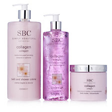 228497 - SBC 3 Piece Bath & Body Heroes Collection