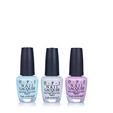 OPI 3 Piece Venice Lacquer Collection