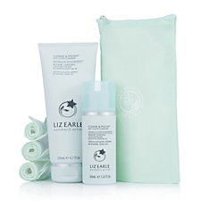 Liz Earle Home & Away Cleanse & Polish 200ml & 50ml Duo