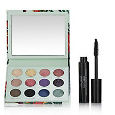 Laura Geller Island Escape Eyeshadow Palette with Mascara