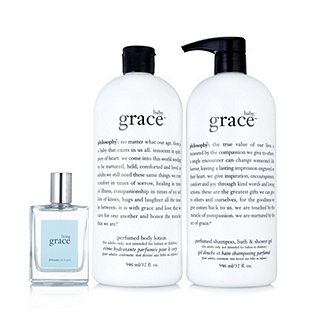 Philosophy Baby Grace And Living Grace Fragrance