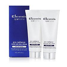 Elemis Pro-Radiance Hand & Nail Cream Duo