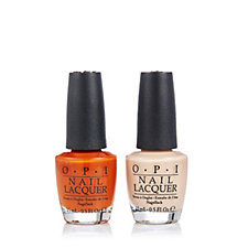 OPI 2 Piece Venice Lacquer Collection
