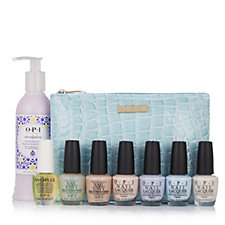 OPI 8 Piece Latest Seasonal Colours Nailcare Collection