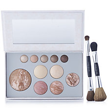 Laura Geller The Beauty of Baked Blockbuster Palette Kit with Brushes