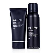 Elemis Energising Shave Scrub & Foaming Shave Gel