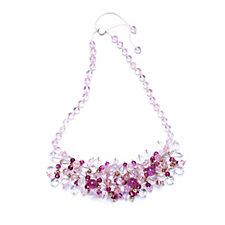 Lola Rose Vintage Botanics Semi Precious 45cm Necklace