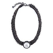 Butler & Wilson Simulated Pearl Choker