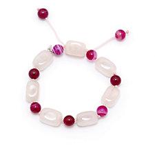 312203 - Lola Rose Bethany Stone Slider Semi-precious Bracelet