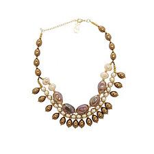 331303 - Butler & Wilson Cut Glass Drops 43cm Necklace